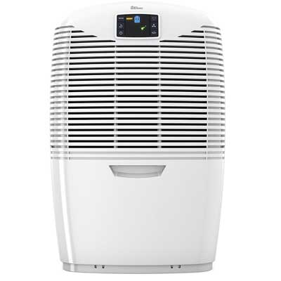 Example of a dehumidifier