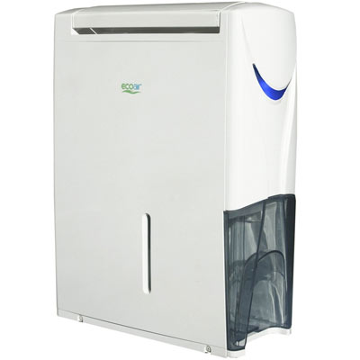 Example of a dehumidifier with filtration