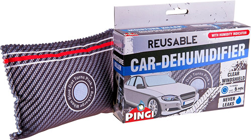 The Pingi is reusable which saves money in the long run